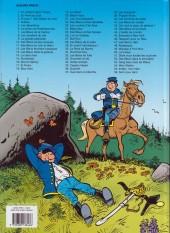 Verso de Les tuniques Bleues -50a2013- La traque