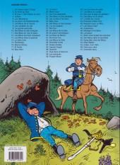 Verso de Les tuniques Bleues -52a2014- Des bleus dans le brouillard