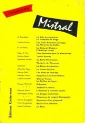 Verso de (AUT) Funcken - Tarass Boulba