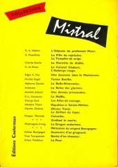 Verso de (AUT) Funcken - Le colonel Chabert