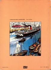 Verso de Steve Severin (Les aventures de) -1- Le grand départ