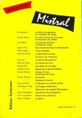 Verso de (AUT) Funcken - Souvenirs d'un grognard