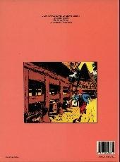 Verso de Steve Severin (Les aventures de) -3- la ceinture d'émeraude