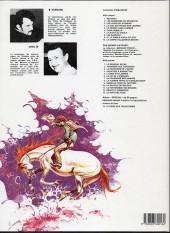 Verso de Comanche -2c1983b- Les guerriers du desespoir