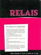 Verso de (AUT) Craenhals - Mlle Étincelle et l'usurpateur