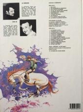 Verso de Comanche -7b1985- Le doigt du diable