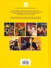 Verso de Bouncer - Tome INTb