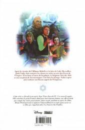 Verso de Star Wars (Delcourt) -4- La fin du chemin