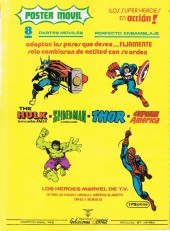 Verso de Rampaging Hulk (The) -13- El color del odio