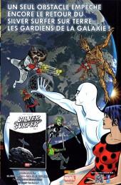 Verso de Iron Man (Marvel France - 2013) -21- La Chute des Fantastiques