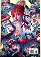 Verso de Fables (2002) -HS a15- Fables: The Complete Covers By James Jean
