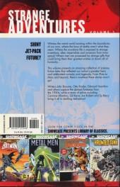 Verso de Showcase Presents: Strange Adventures (2009) -INT01- Strange adventures