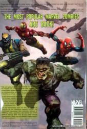 Verso de Marvel Zombies: Return (Marvel comics - 2009) -INT- Marvel Zombies Return
