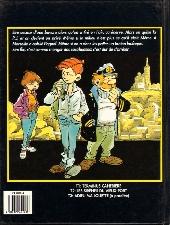 Verso de Léo Loden -2- Les sirènes du vieux-port