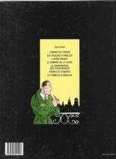 Verso de Dick Hérisson -2a96- Les voleurs d'oreilles