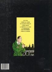Verso de Dick Hérisson -3a95- L'opéra maudit