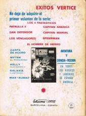 Verso de Vengadores (Vol.1) (Los) -6- La muerte de un Vengador