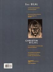 Verso de La croisière des oubliés - Tome b1990