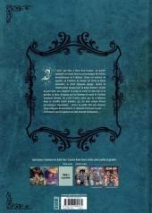 Verso de Fairy Quest -2- Les parias