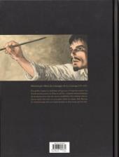 Verso de Le caravage -1- Première partie - La palette et l'épée