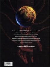 Verso de Le cycle de Nibiru -2- La fin d'un monde