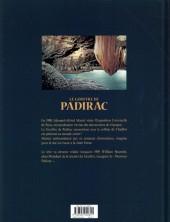 Verso de Le gouffre de Padirac -2- L'invention d'une visite extraordinaire