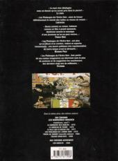 Verso de Les phalanges de l'ordre noir -e1994- Les Phalanges de l'Ordre Noir