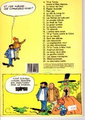 Verso de Tif et Tondu -11b83- La poupée ridicule