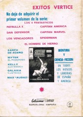 Verso de Vengadores (Vol.1) (Los) -7- Contra el Caballero Negro