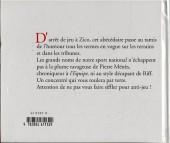 Verso de Illustré (Le Petit) (La Sirène / Soleil Productions / Elcy) -a- Le Foot illustré de A à Z