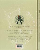 Verso de La caste des Méta-Barons -3a00- Aghnar le bisaïeul