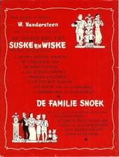 Verso de Suske en Wiske -140SK8- De zwarte madam