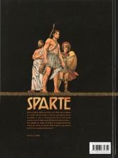 Verso de Sparte -3- Ne pas craindre la mort