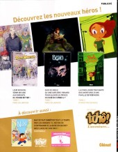 Verso de Picsou Magazine -510- Picsou Magazine n° 510