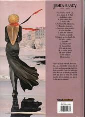 Verso de Jessica Blandy -2a2003- La maison du Dr zack