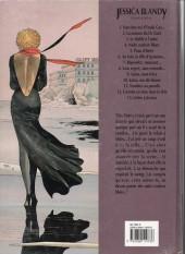 Verso de Jessica Blandy -4a1997- Nuits couleur blues