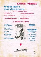 Verso de Vengadores (Vol.1) (Los) -9- El ex - Vengador