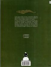 Verso de Govert Suurbier (De belevenissen van) -1NL- Papoea's