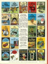 Verso de Tintin (Historique) -22C3ter- Vol 714 pour Sidney