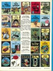 Verso de Tintin (Historique) -8C3ter- Le sceptre d'Ottokar