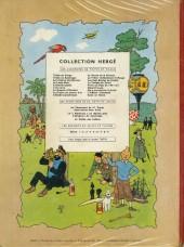 Verso de Tintin (Historique) -8B27bis- Le sceptre d'Ottokar