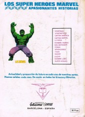 Verso de Vengadores (Vol.1) (Los) -50- Jaque mate