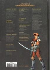 Verso de Lanfeust et les mondes de Troy - La collection (Hachette) -8- Lanfeust de Troy - La bête fabuleuse