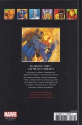 Verso de Marvel Comics - La collection (Hachette) -2932- Fantastic Four - L'appel des ténèbres
