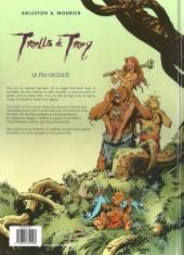 Verso de Trolls de Troy -4c2001- Le Feu occulte