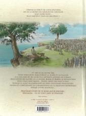 Verso de Le voyage des pères -2a2011- Alphée