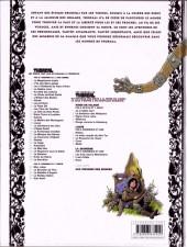 Verso de Thorgal (Les mondes de) - La Jeunesse de Thorgal -3- Runa