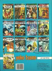 Verso de Yoko Tsuno -4b84- Aventures électroniques