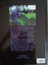 Verso de Achille (Les aventures d') -1- le gorille mauve