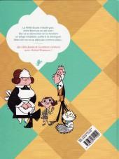 Verso de Astrid Bromure -1- Comment dézinguer la petite souris